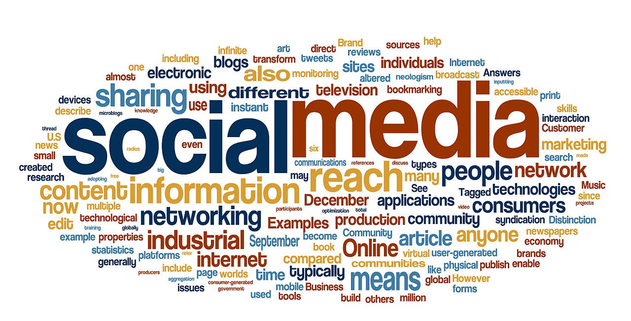 social media, online marketing